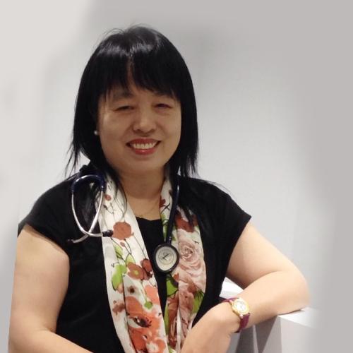 Dr Ling Zheng